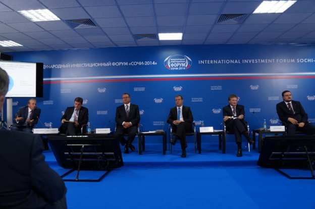 Бизнес обсудил с премьер-министром перспективы развития предпринимательства в России
