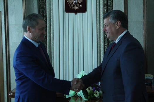 Бизнес-омбудсмен поздравил с победой Алексея Кокорина на выборах губернатора Курганской области
