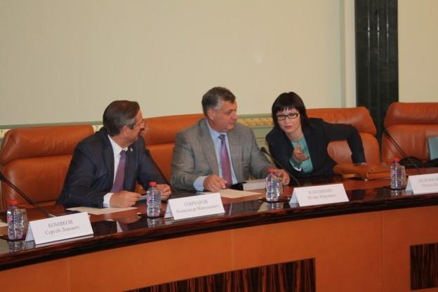 Бизнес-омбудсмен Курганской области принял участие в совещании уполномоченных по защите прав предпринимателей Уральского федерального округа, проведенного по председательством инвестиционного уполномоченного в округа