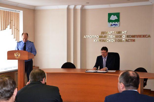 Управление Россельхознадзора провело  заседание совета по взаимодействию с субъектами малого и среднего предпринимательства