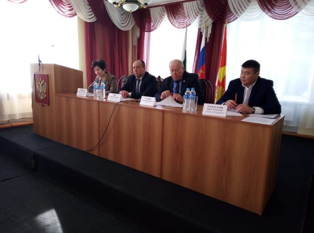 В Далматово прошел районный совет предпринимателей